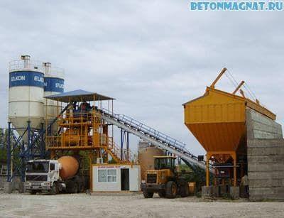 Производство бетонных смесей завод штукатурка стен цементным раствором по маякам видео