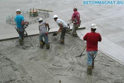 Подбор рецепта бетона завод ячеистого бетона в г ижевске