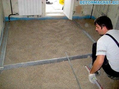 Правила укладки бетона термометр для измерения температуры бетона купить