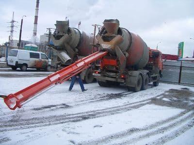 ступинский бетон
